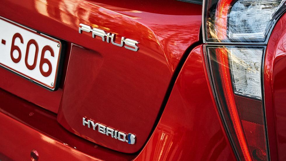 Toyota Prius 2016 detalle