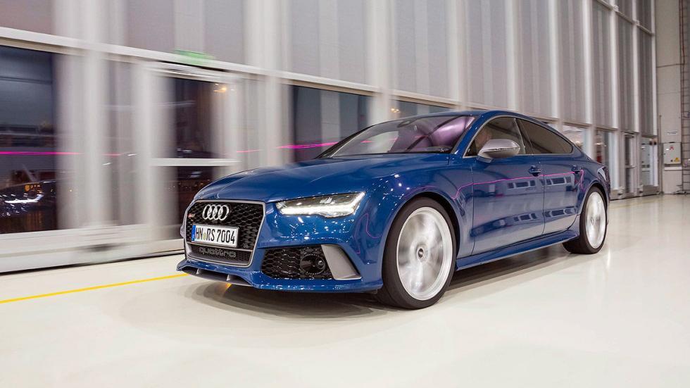 Audi RS 7 morro