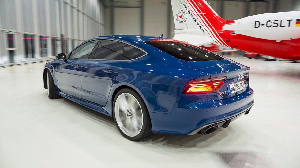 Audi RS 7 zaga