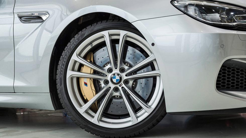 BMW M6 llanta