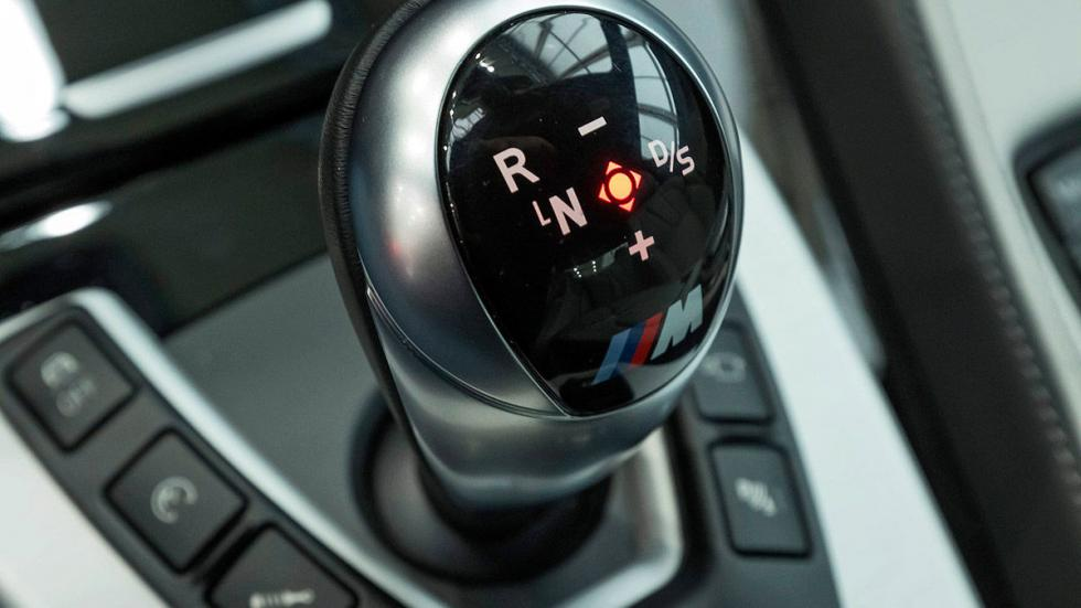 BMW M6 pomo