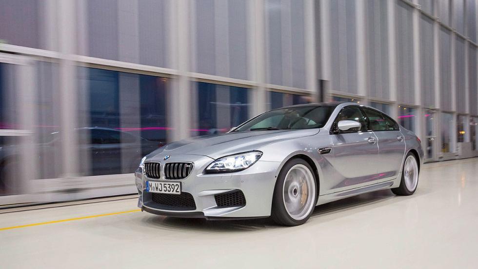 BMW M6 faros