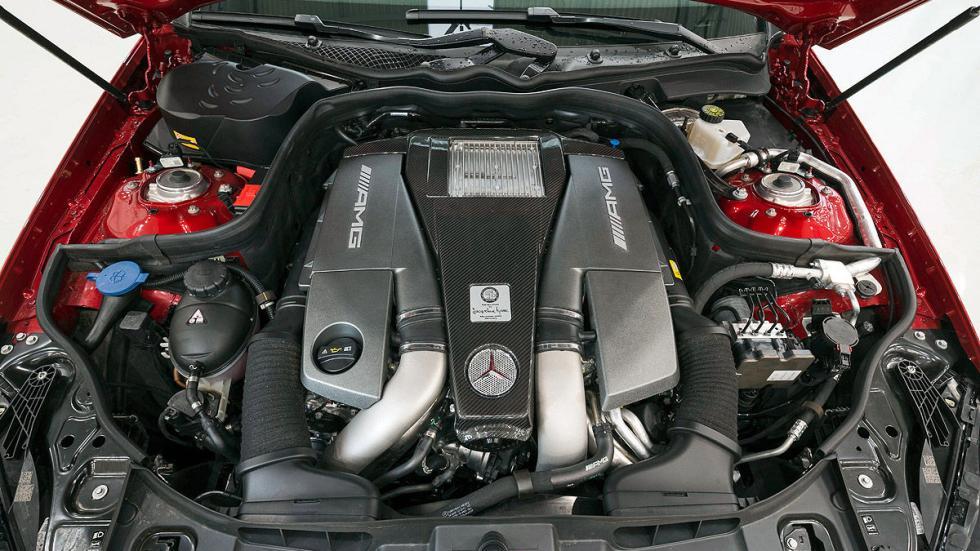 Mercedes-AMG CL motor