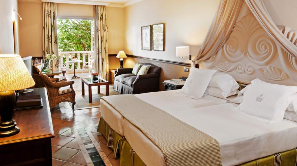 dormitorio Gran Hotel Bahía del Duque