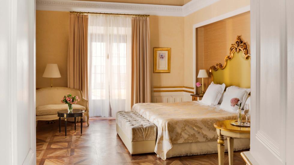 habitacion hotel casa 1800