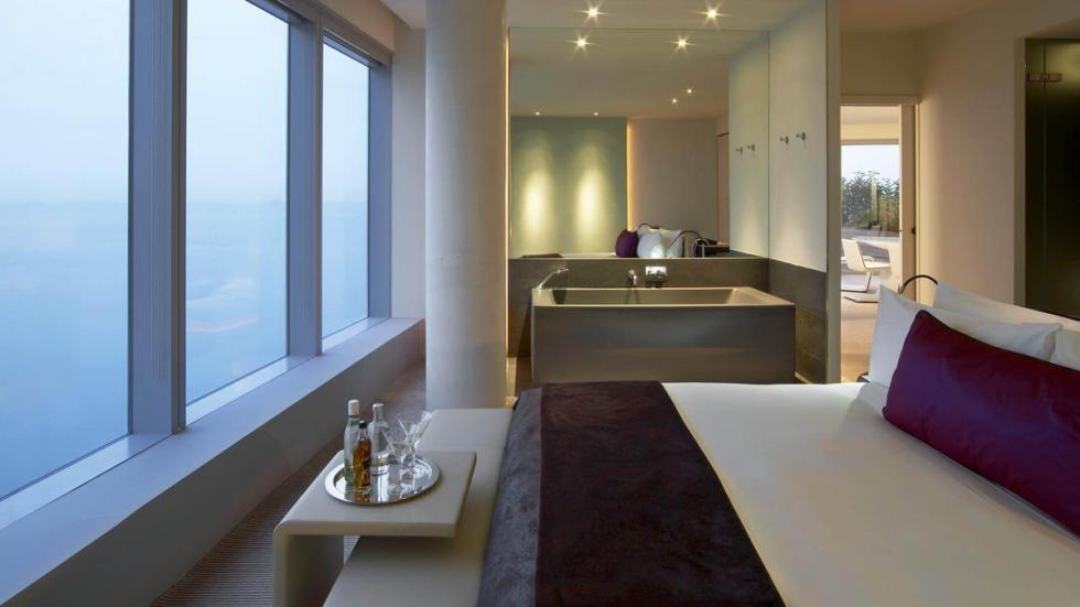 dormitorio hotel w barcelona