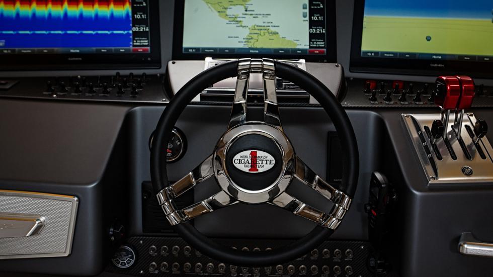 puesto conduccion barco mercedes-amg gt3