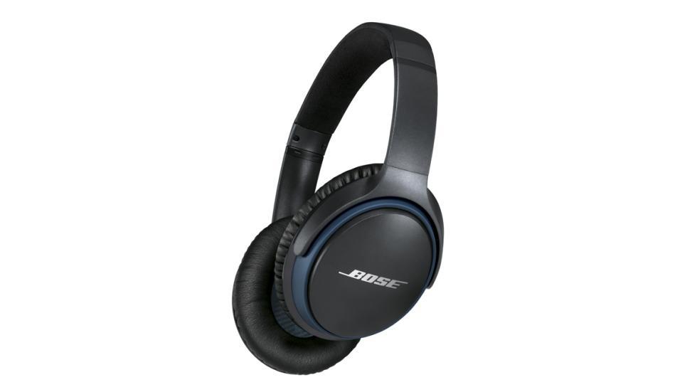 auriculares bose soundlink inalambricos negro