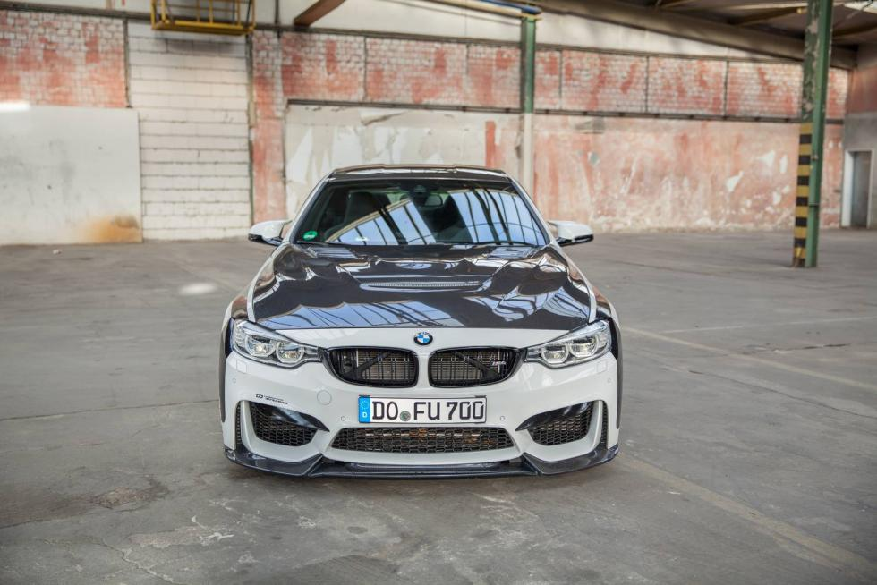 BMW M4R by Carbonfiber Dynamics frontal