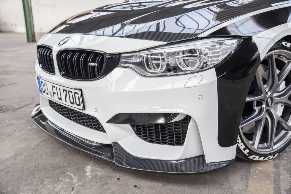 BMW M4R by Carbonfiber Dynamics morro