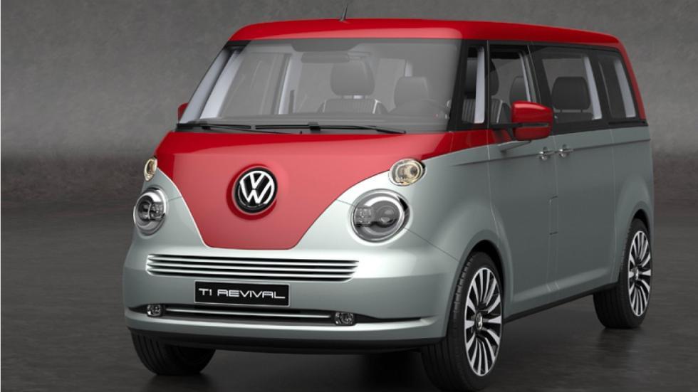 Volkswagen T1 Revival concept frontal