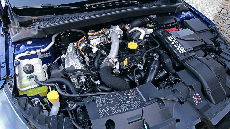 Prueba: Renault Mégane GT 2016 morro motor