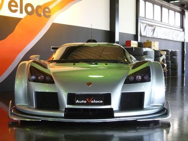 Gumpert Apollo Sport morro