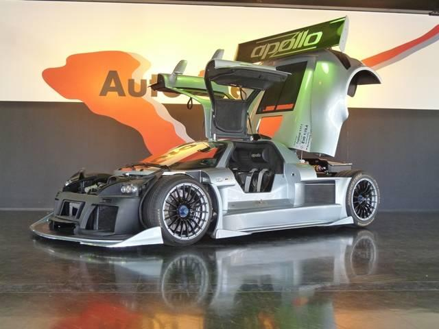 Gumpert Apollo Sport lateral