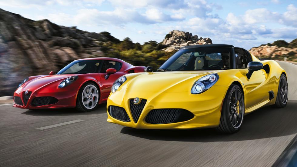 futuros-clásicos-exclusivos-comprar-hoy-Alfa-Romeo-4C-Spider