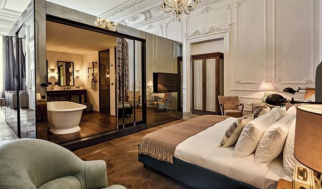 Hoteles de lujo que han transformado edificios históricos 5