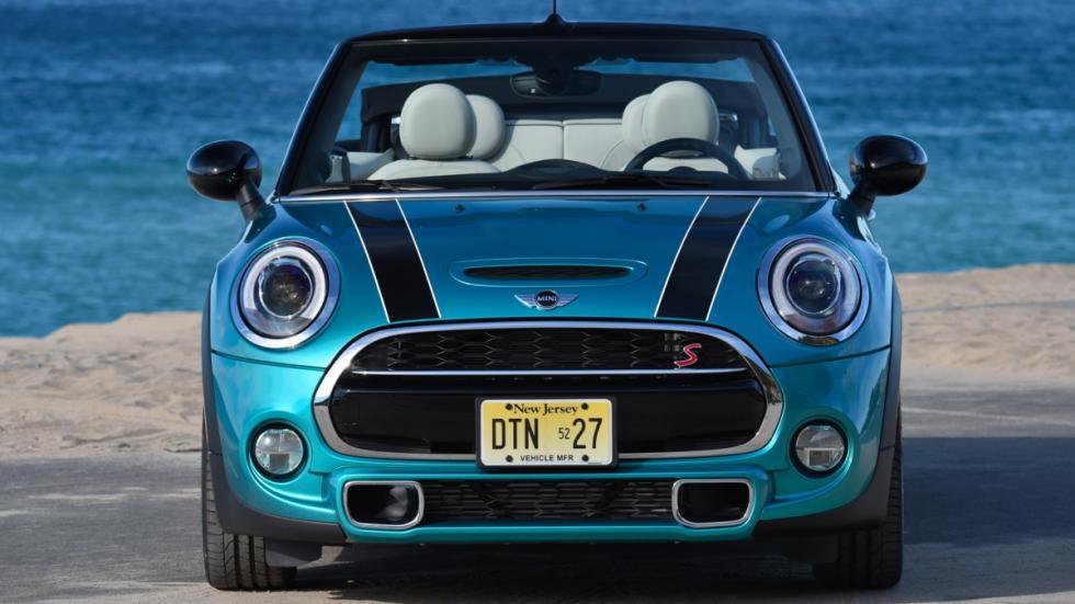 Mini Cooper S Cabrio frontal