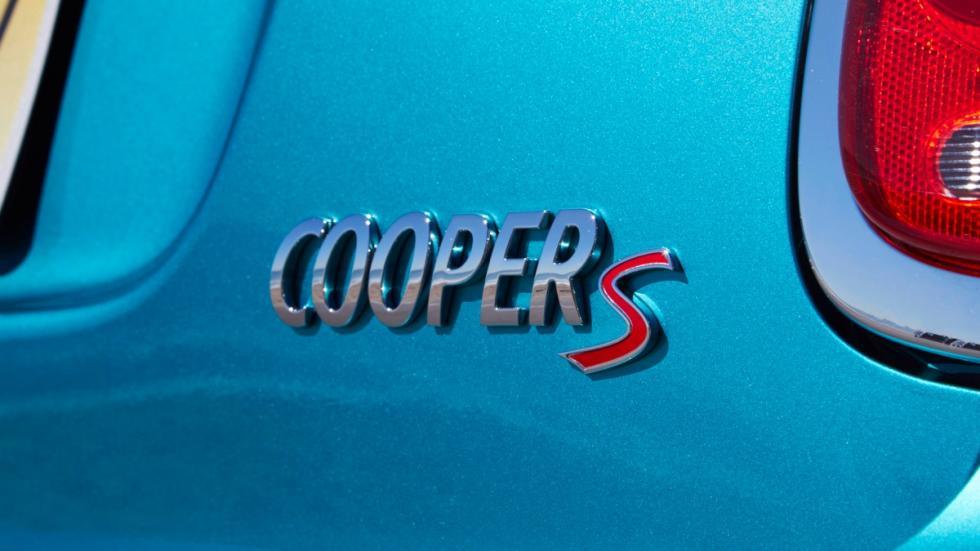 Mini Cooper S Cabrio logo