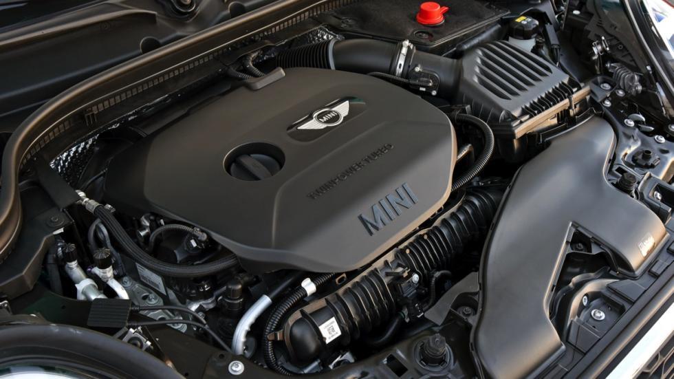 Mini Cooper S Cabrio motor