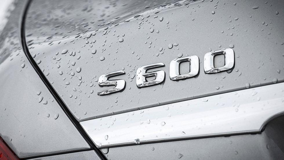 Mercedes S 600 Maybach Guard detalle