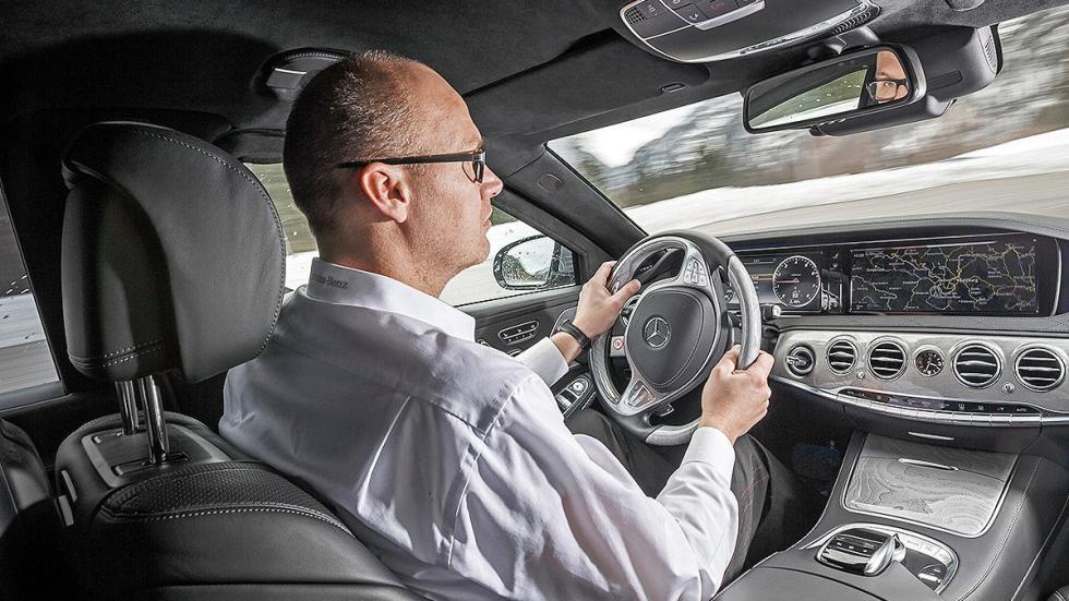 Mercedes S 600 Maybach Guard redactor