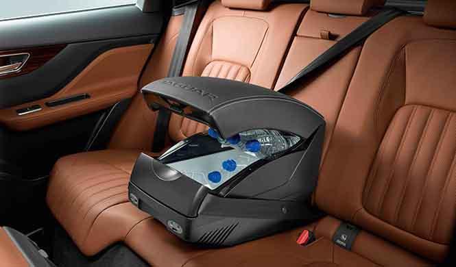equipamiento Jaguar Land Rover 4