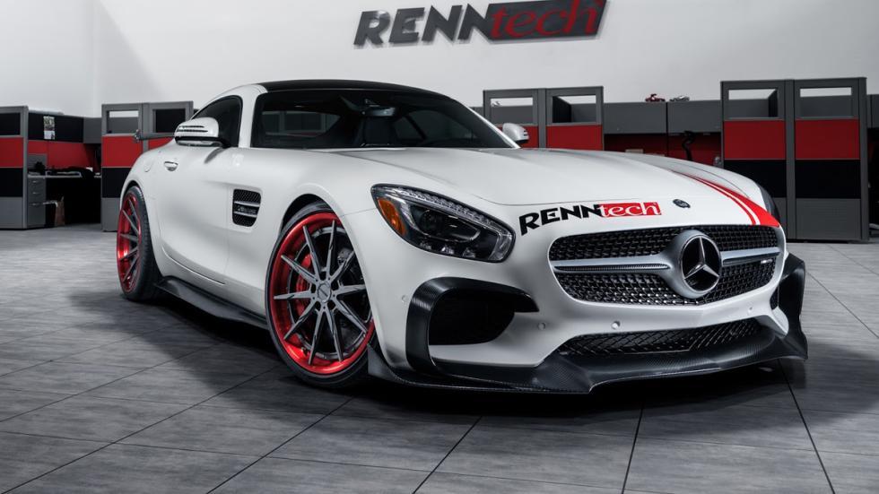 Mercedes-AMG GT Renntech morro