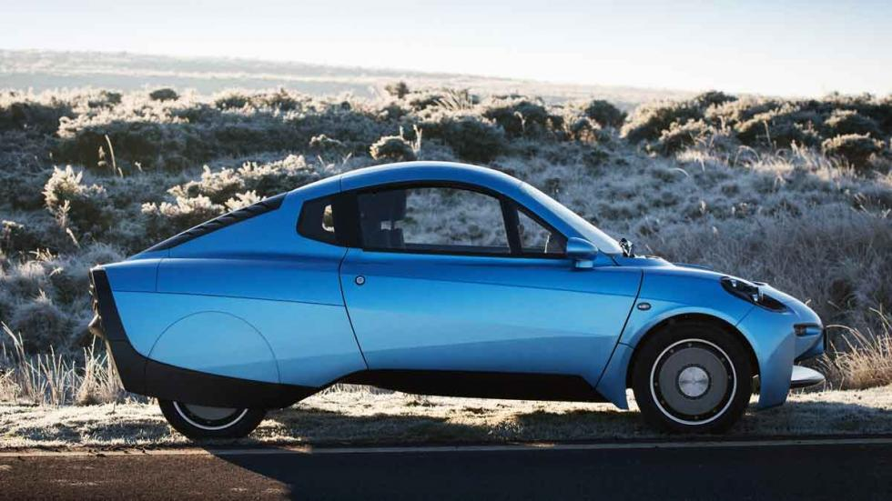 Riversimple Rasa lateral