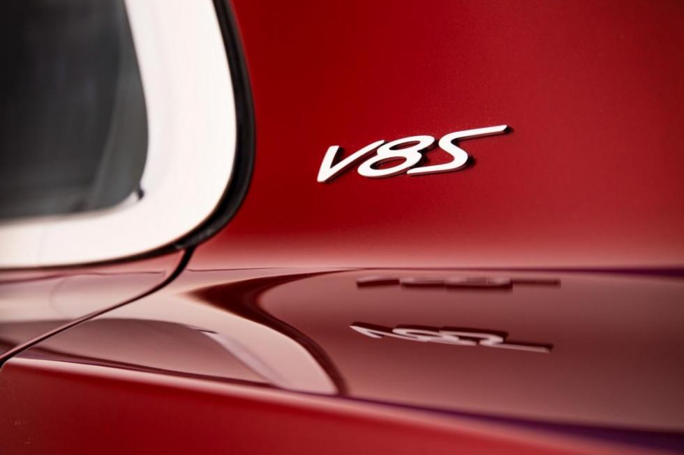 Bentley Flying Spur V8 S detalle