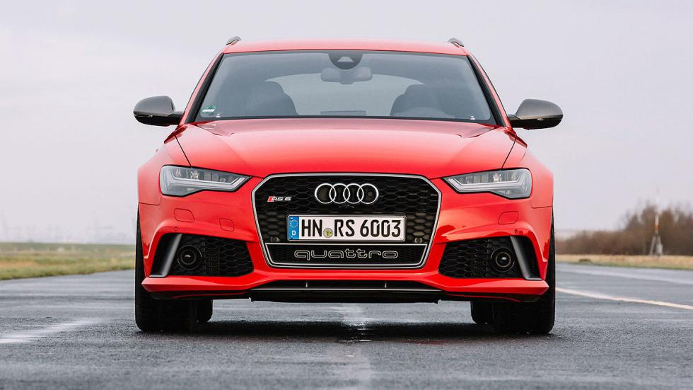 Audi RS 6 performance morro