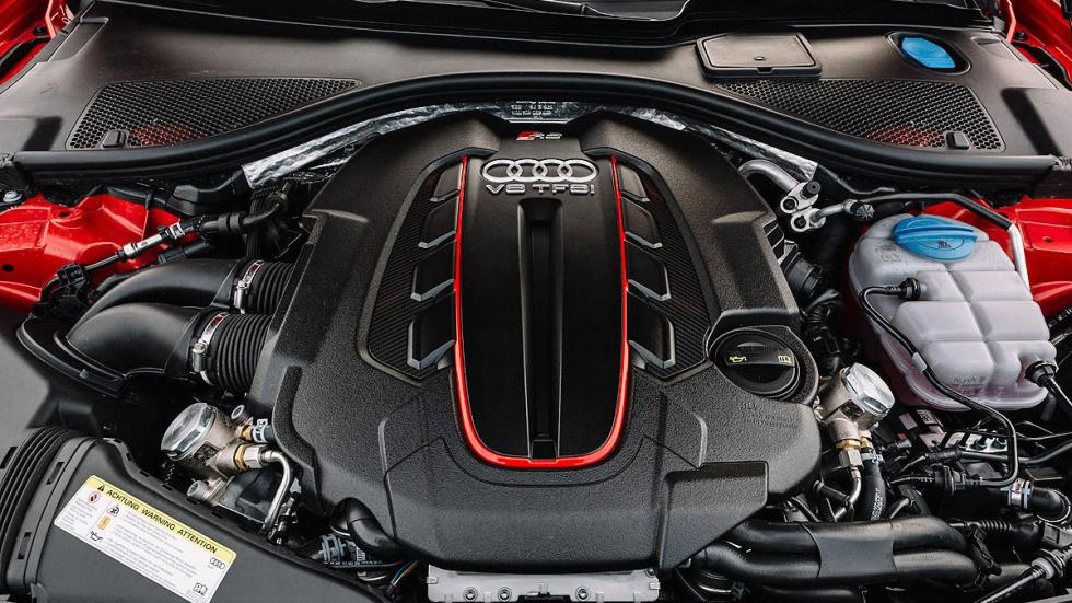 Audi RS 6 performance morro motor