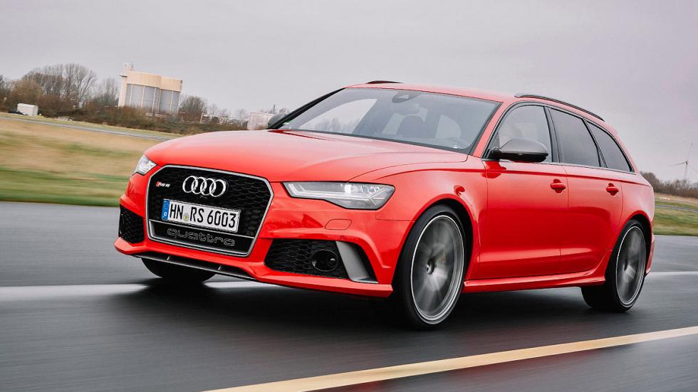 Audi RS 6 performance carretera