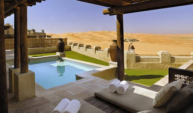 Qasr Al Sarab Desert Hotel Resort Star Wars 6