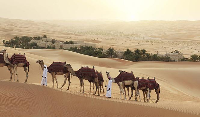 Qasr Al Sarab Desert Hotel Resort Star Wars 8