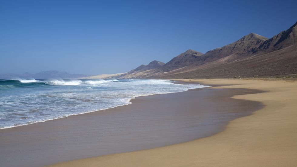 playa cofete fuerteventura