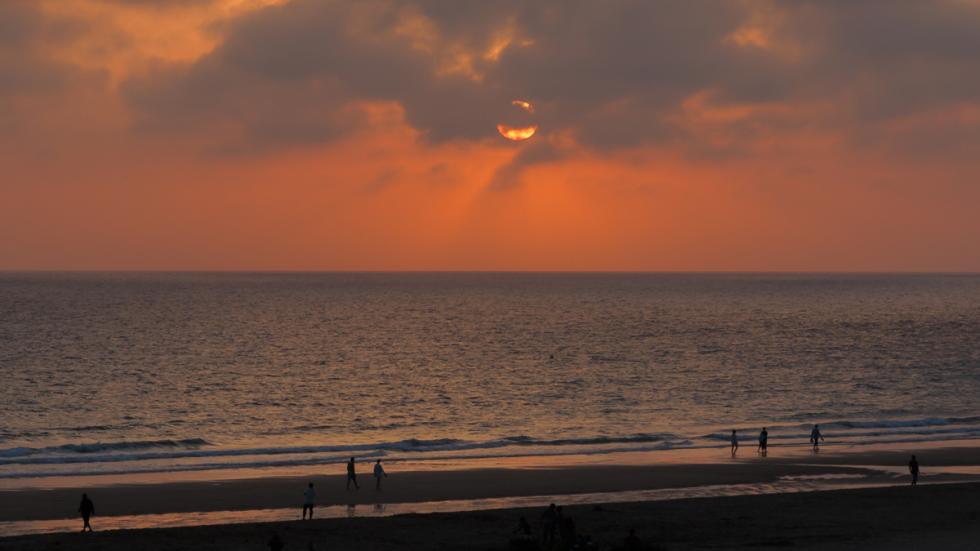 playa barrosa chiclana