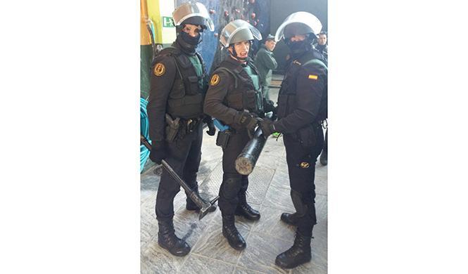 Carlos Baute Guardia Civil 3