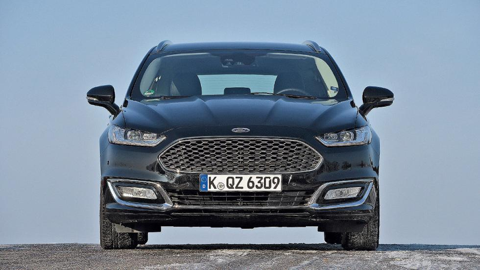 Ford Mondeo Sportbreak parrilla