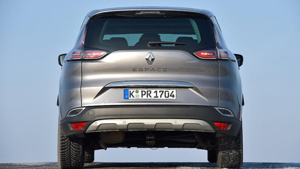 Renault Espace trasera zaga