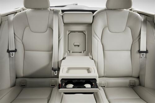 Volvo V90 2017 asientos