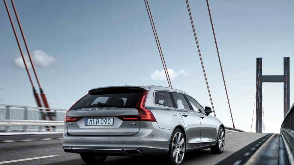 Volvo V90 2017 dinamica