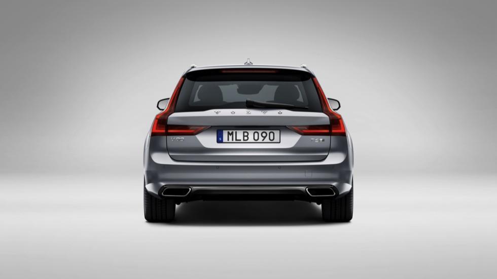 Volvo V90 2017 trasera