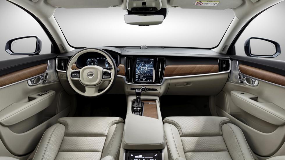 Volvo V90 2017 salpicadero