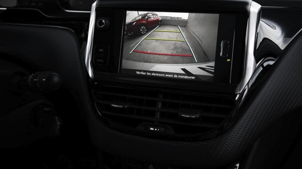 Peugeot 2008 2017 cámara trasera