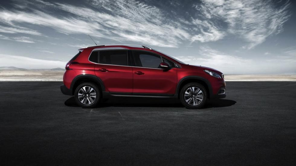 Peugeot 2008 2017 lateral