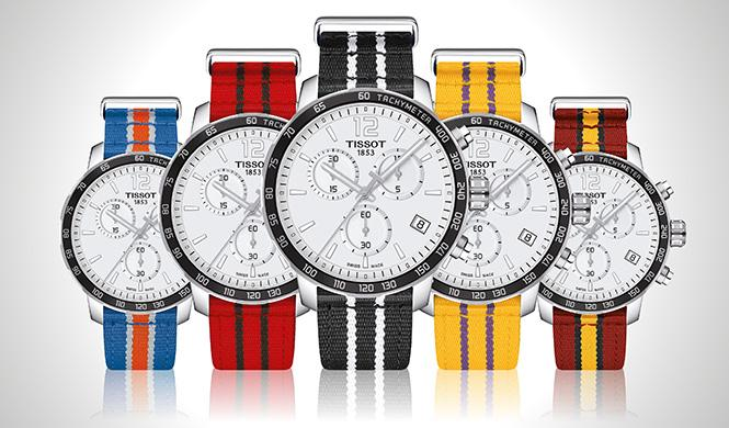 Tissot Quickster NBA Teams