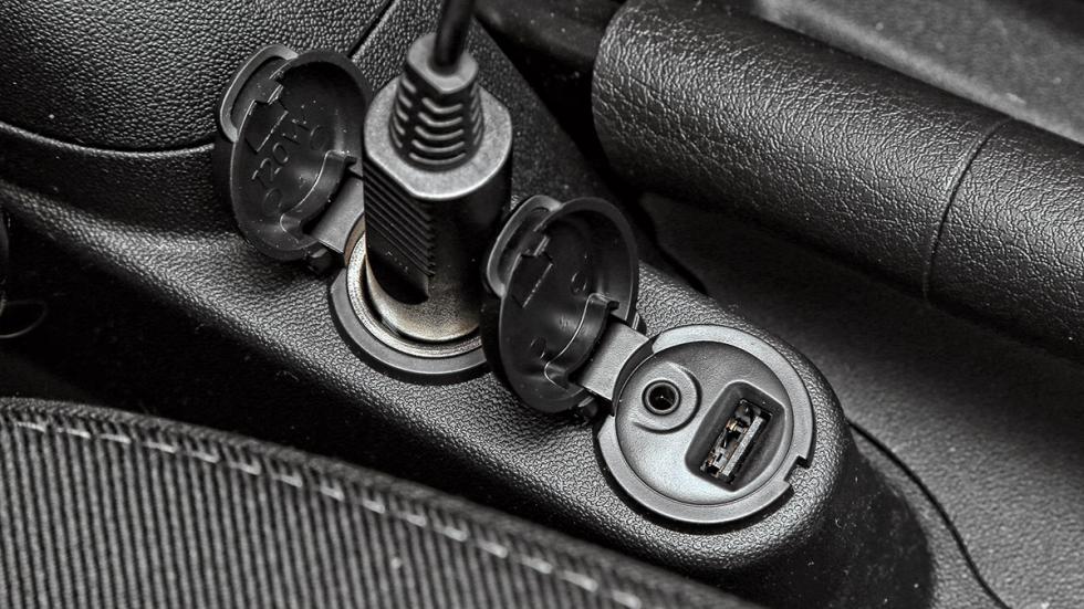Citroën C-Elysee puerto USB