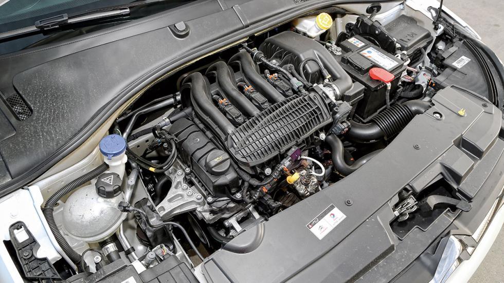 Citroën C-Elysee motor
