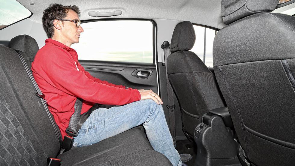 Citroën C-Elysee asientos