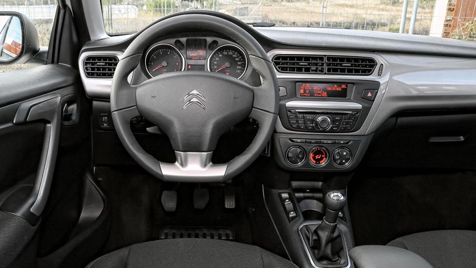 Citroën C-Elysee salpicadero